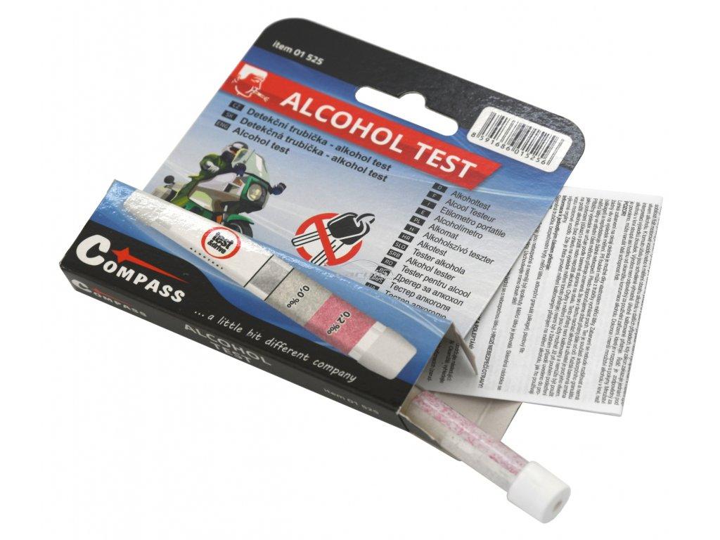Detekční trubička - alkohol tester jednorázový