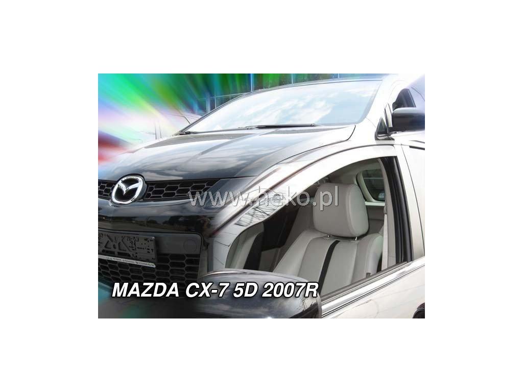 Ofuky oken Heko Mazda CX-7 4D 2006- přední