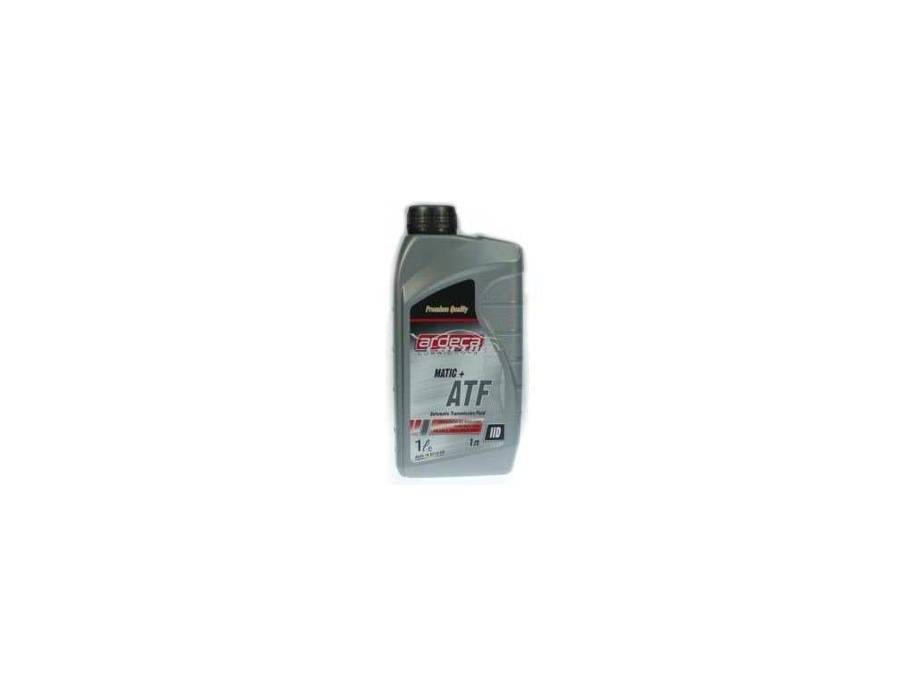 Servo olej a olej pro automatické převodovky ARDECA ATF DII MATIC + 1L