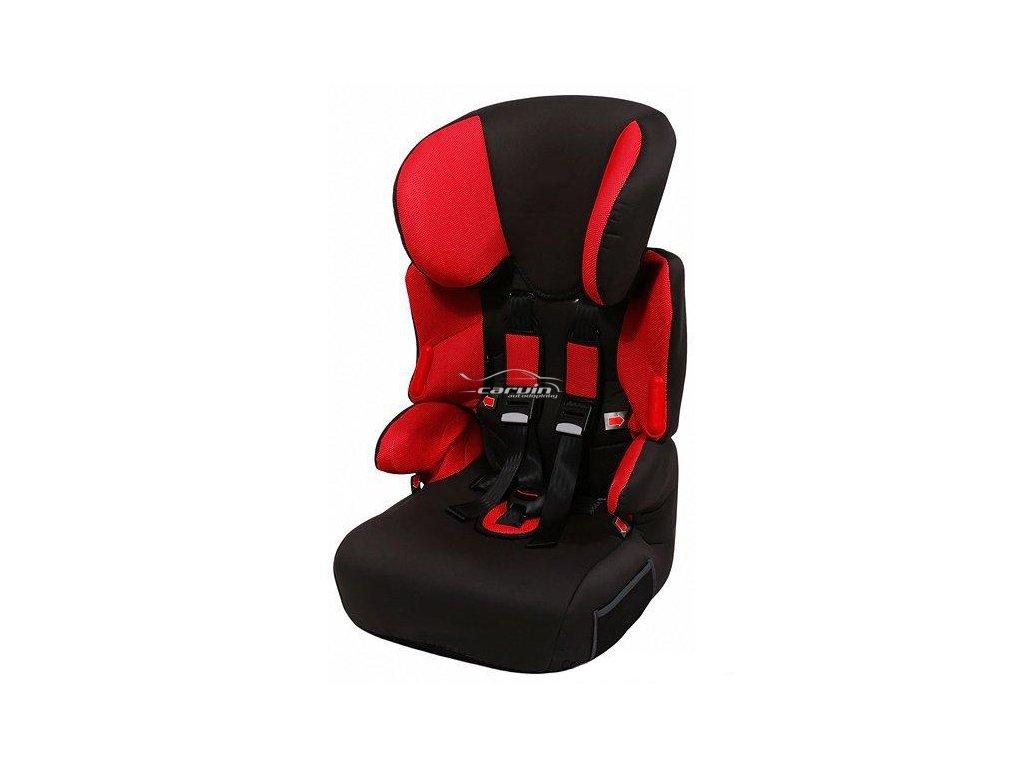 Kvalitní a stylová autosedačka Nania BeLine SP SHADOW RED je určena pro  děti od 9 do 36 kg. Nabízí anatomicky tvarované sedadlo i opěrku a  komfortní potah. 462829f280