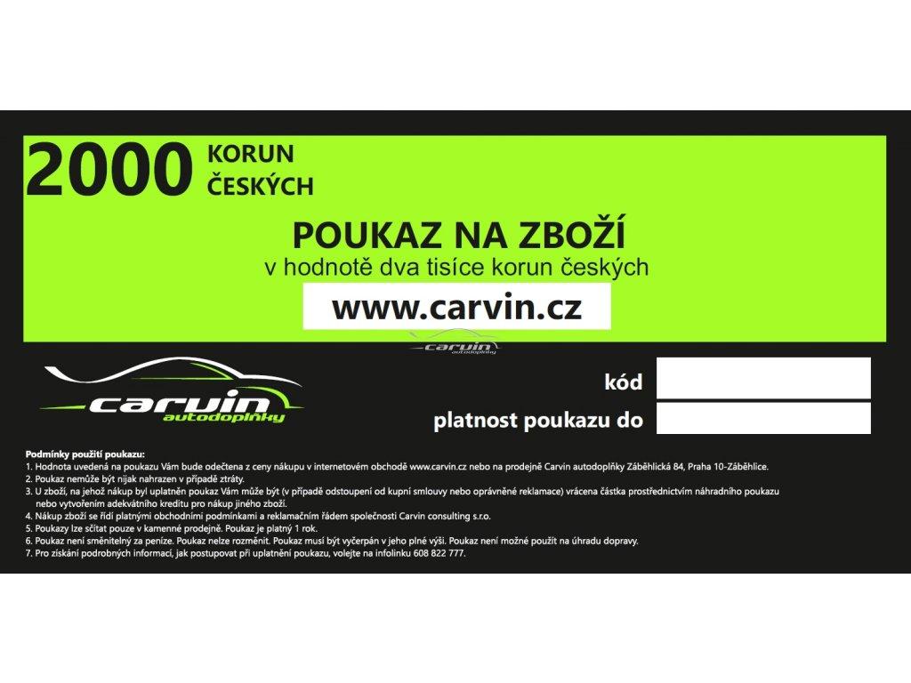2000Kč
