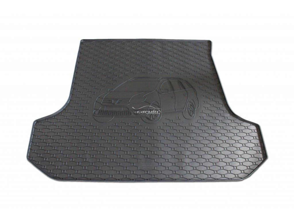 Gumový koberec do kufru Dacial Logan MCV 2013 805048