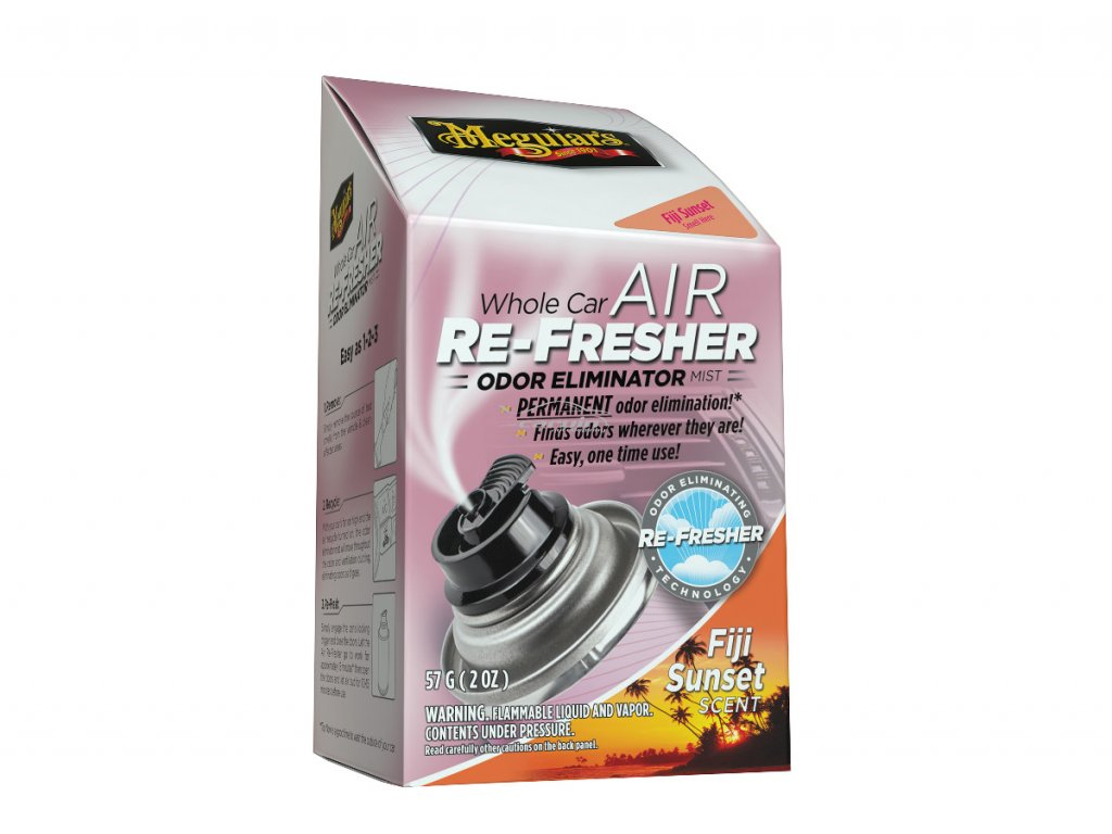 g201502 meguiars air re fresher odor eliminator fiji sunset scent 1
