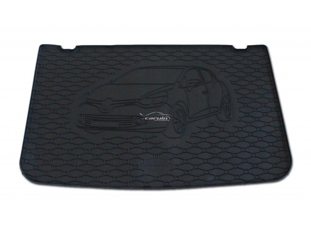 Gumová vana do kufru Renault Clio IV HB 2012 828078