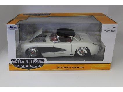 2. Chevrolet Corvette 1957 1.24