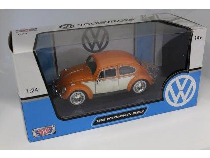 7. VW Brouk 1966 1.24