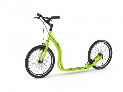 Dragstr 12703 Y30 green threequarters