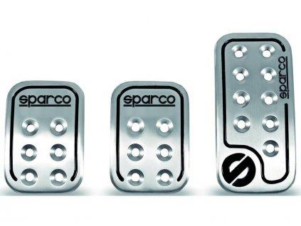 Sportovní pedály SPARCO Corsa
