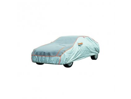 Ochranná plachta na auto proti kroupám vel. M 430x165x120 cm