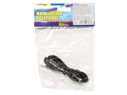 Autonabíječka telefonu USB MINI USB
