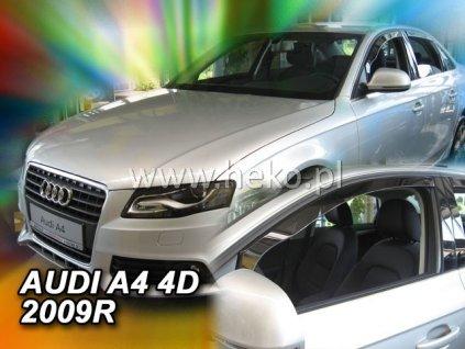 Ofuky oken Heko Audi A4 4D 2008- přední