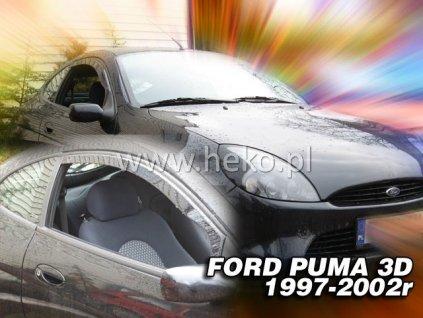 15270 Ofuky oken Ford Puma 3D 1997-2002 přední