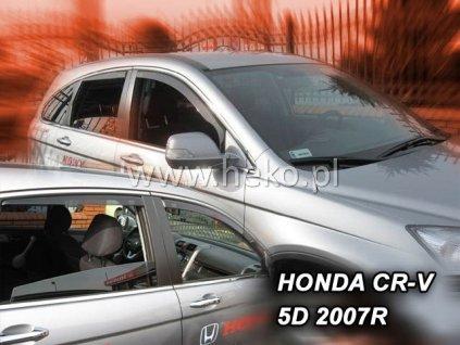 17141 Ofuky oken Honda CR-V 5D 2007- přední