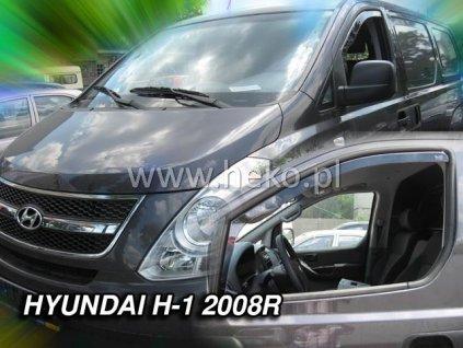 Ofuky oken Heko Hyundai H1 4D 2008- přední