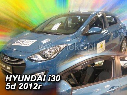 17273 Ofuky oken Hyundai i30 2012- přední