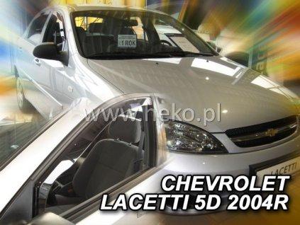 10502 Ofuky oken Chevrolet Lacetti 4D 2004- přední