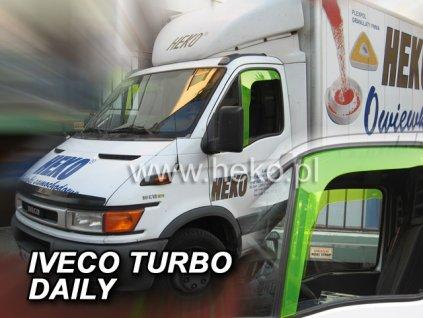 Ofuky oken Heko Iveco Turbo Daily 35C13, 50C13 2000- přední