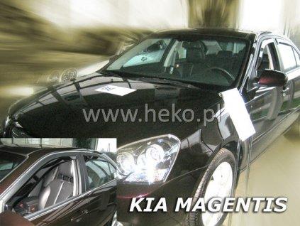 20132 Ofuky oken Kia Magentis 4D 2006- přední + zadní sedan