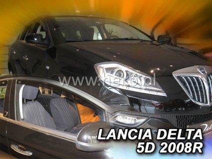 Ofuky oken Heko Lancia Delta 5D 2008- přední