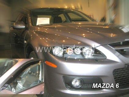 Ofuky oken Heko Mazda 6 4/5D 2002- přední