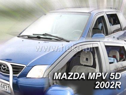 Ofuky oken Heko Mazda MPV 5D 2001- přední + zadní