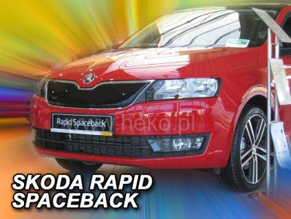Zimní clona Heko Škoda Rapid 2012-