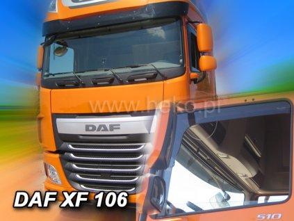 13153 Ofuky oken Daf XF 106 2013- přední