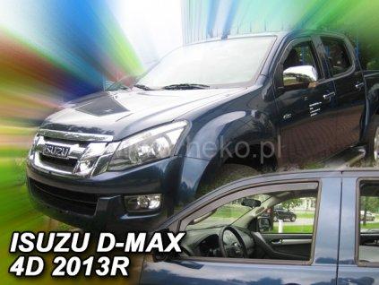 Ofuky oken Heko Isuzu D-max 2/4D 2.gen 2012- přední