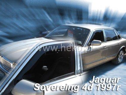 Ofuky oken Heko Jaguar Sovereing 4D XJ 308 1997-2002 přední