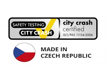 Střešní box HAKR Relax 300 - stříbrný