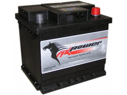 Autobaterie AK POWER 12V 45 Ah 400A