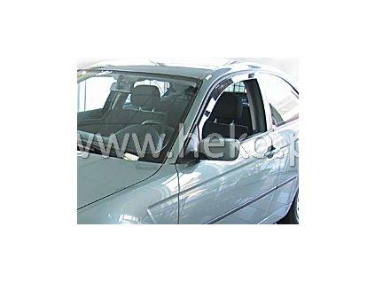 11120-X Ofuky oken BMW 3 E46 4/5D 1998- přední
