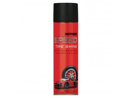 Mothers Speed Tire Shine lesk na pneu, sprej 444 ml
