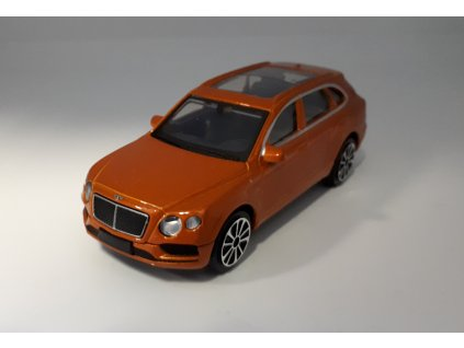 Model auta Bentley Bentayga 1:43 Bburago