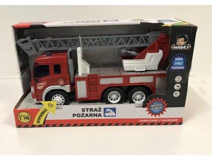 madej hasiči