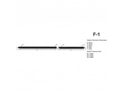 25208 bocni listy na dvere rider skoda felicia 1994 f1