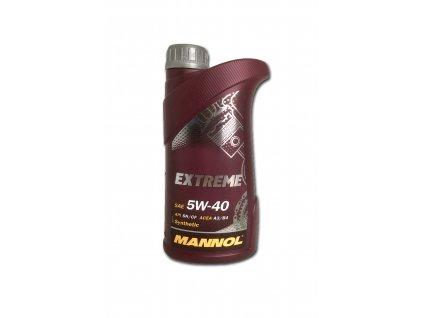 Motorový olej Mannol Extreme 5W-40 1L