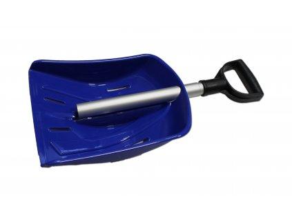 Lopata na sníh modrá