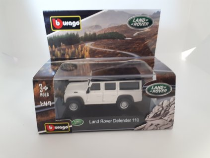 Land Rover Defender 110 bílý 1 47
