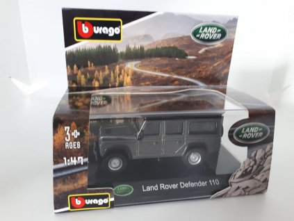 Land Rover Defender 110 Bburago 1 47