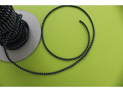 Pružná guma – průměr 3mm 1m