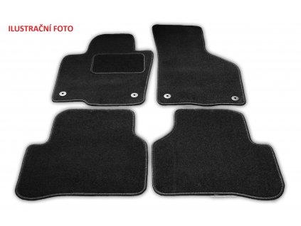 93683 textilni autokoberce standard mercedes a class w169 2004 2012