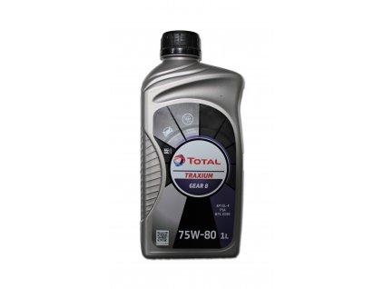 Total převodový olej 75W 80