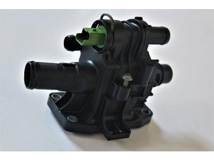 Pouzdro termostatu - Termostat Ford Focus II 1,6D r.v.04-