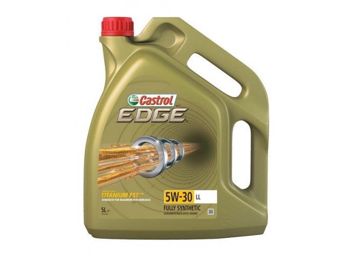 Motorový olej Castrol Edge 5W30 Longlife 5L
