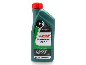 Brzdová kapalina CASTROL Brake Fluid DOT 4 1000ml