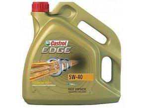 Motorový olej Castrol EDGE FST 5W-40 5L