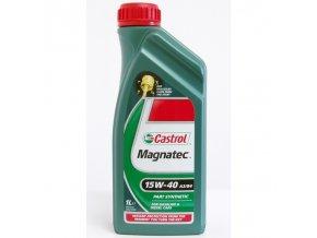 Motorový olej Castrol Magnatec 15W-40 1L