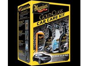 Meguiars Gold Class Car Care Kit - výhodná sada autokosmetiky