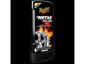 Meguiars Hot Rims All Metal Polish - tekutá leštěnka na kovy, 236 ml